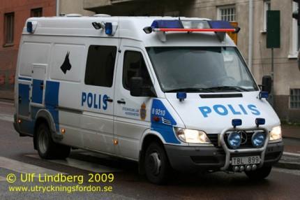 Mercedes-Benz Sprinter 416 CDI (Hundbuss)