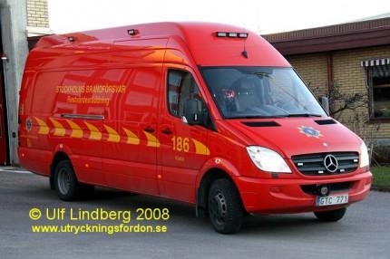 Restvärdesbil Mercedes-Benz 518 CDI