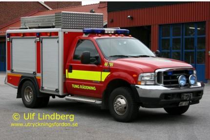 Räddningsbil Tri-Star TSF 350