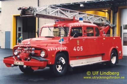 Ford F 600 V 172 / Eklunds/Wibe