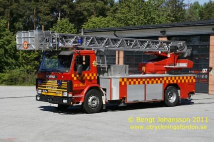 Scania G 93 M/ Magirus