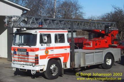 Scania LB 81/ Magirus