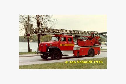 Scania L 81 / Magirus