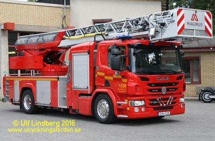 Scania P 370 DB / Magirus