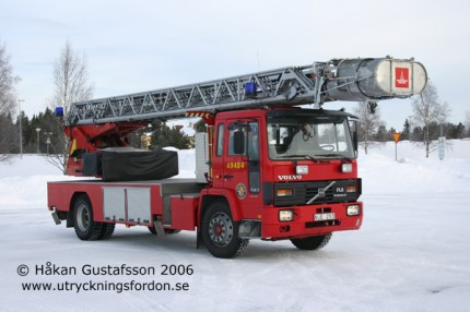 Volvo FL 616 / Magirus