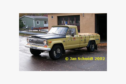 Jeep Truck J 20