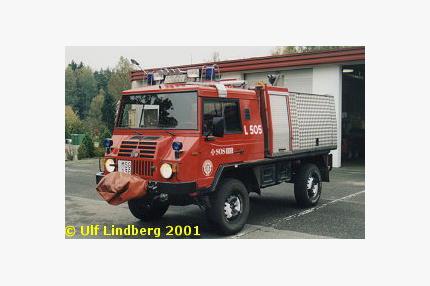 Steyr-Puch Pinzgauer 716 T 4x4