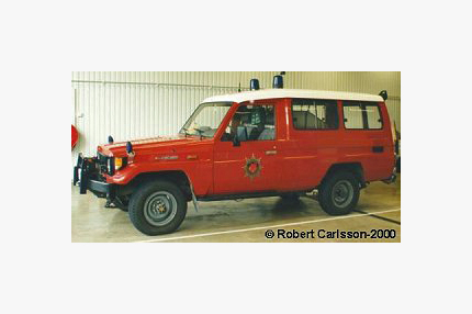 Toyota Land-Cruiser HT