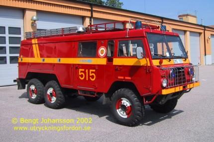 Volvo C 306 6x6