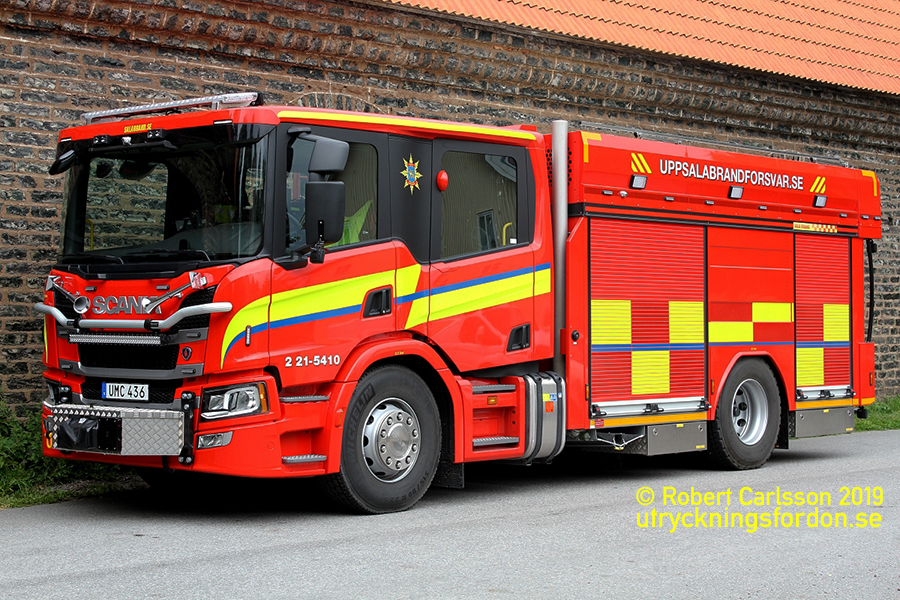 BAS IV - Scania P410 B NB