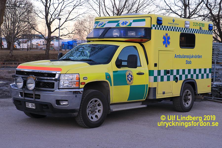 Chevrolet CK30903 (Ledningsfordon)