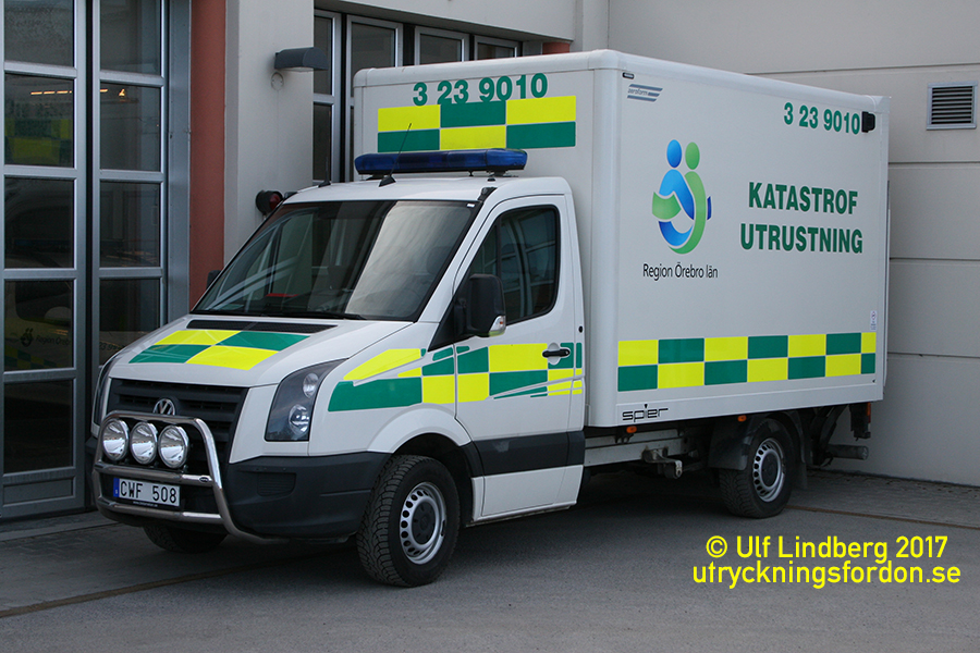 VW Crafter (Personaltransportbil)