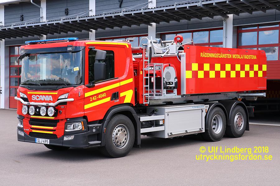 Scania P 410 LB