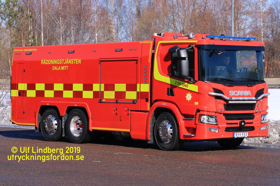 Scania P410 B 6×2*4 NB